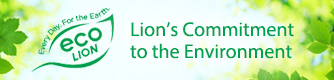 Lion's Commitment to the Environment